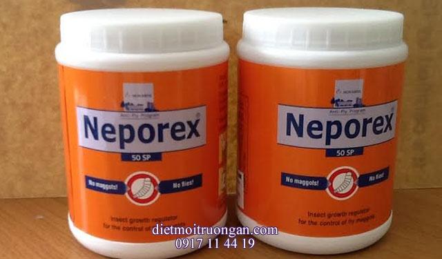 NEPOREX 50SP - Diệt Giòi chuyên dụng