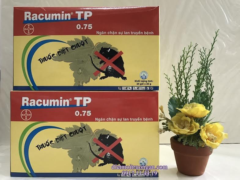 Thuốc trừ chuột Racumin