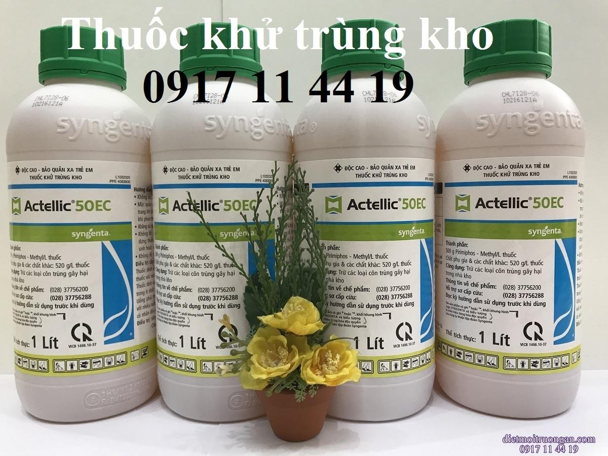 ACTELLIC 50EC-diệt Mọt nông sản