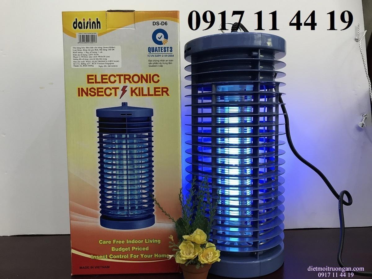 Đèn diệt côn trùng trong nhà DSD6