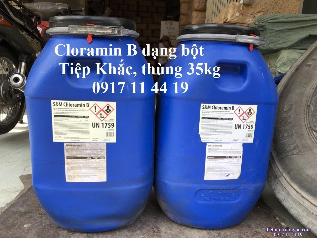 CHLORAMIN B - Sát trùng đa năng